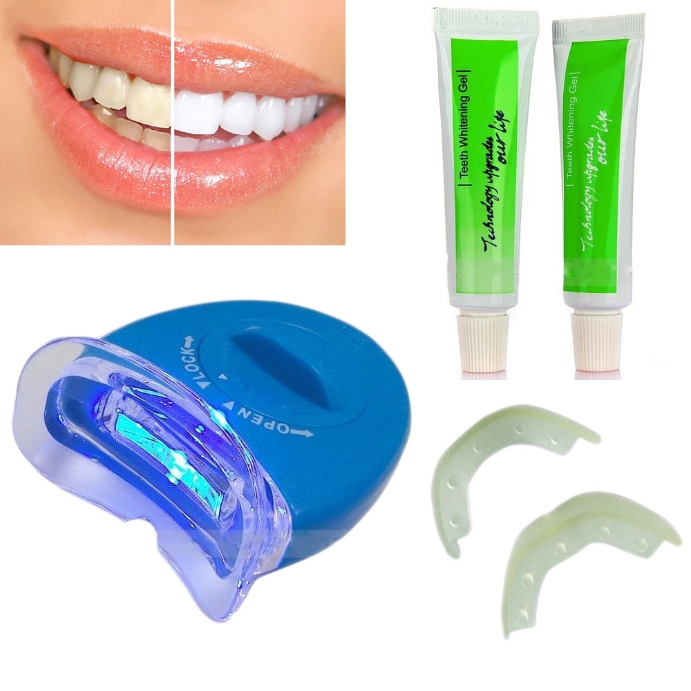 White Light Teeth Whitening Device Dwtstore