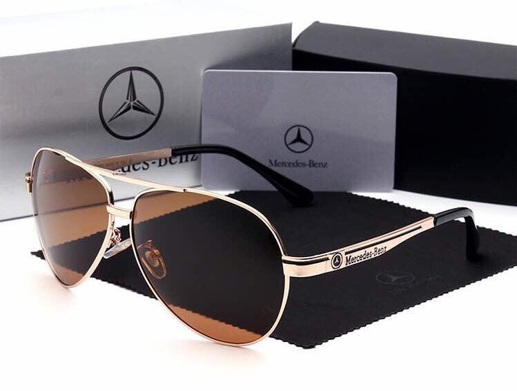 d8fa022f754 Mercedes Benz Design Sunglasses - Brown - DwtStore