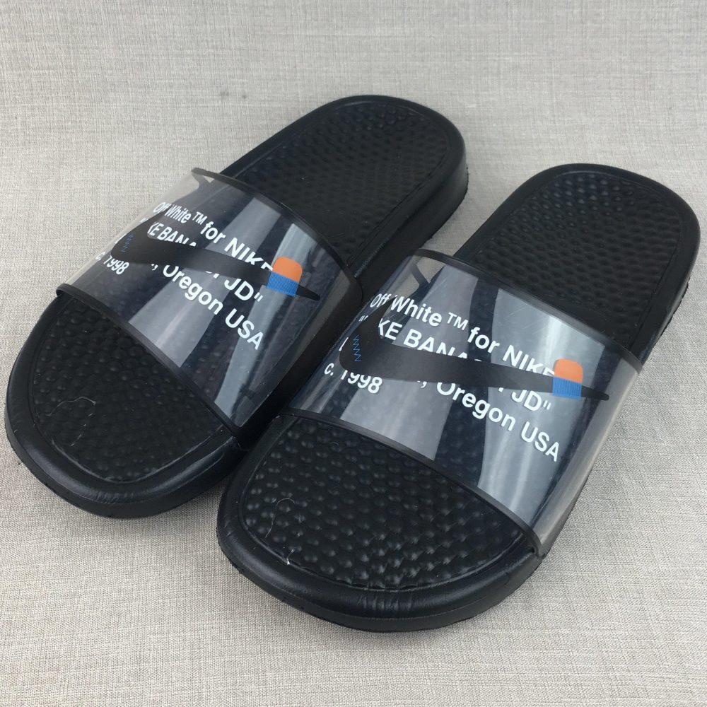 4ad8e9d34dc Nike Benassi Off White Slide - DwtStore